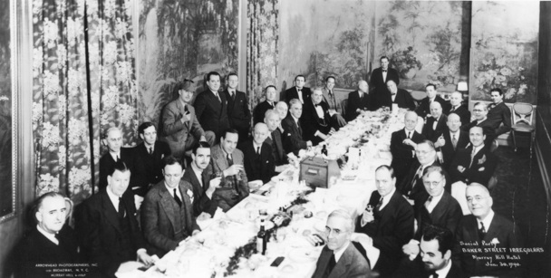 u201cENTERTAINMENT AND FANTASYu201d: THE 1940 DINNER published ...