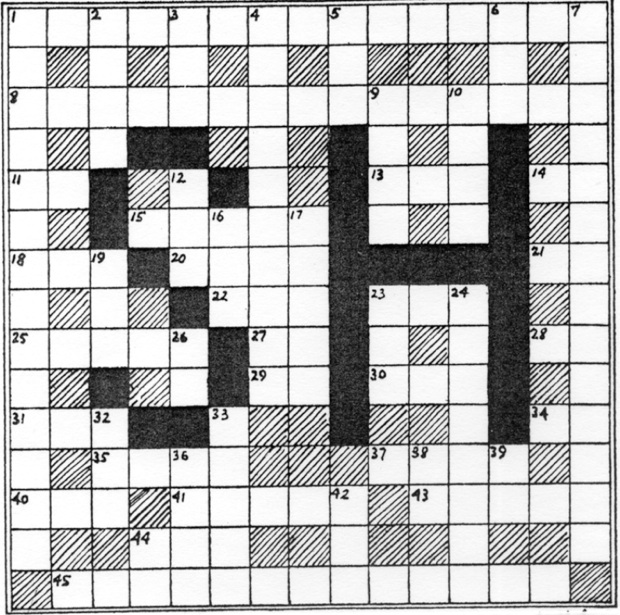 Composer Glass Crossword Clue